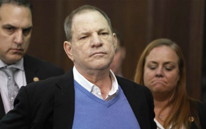 New York prosecutors abondon the case against Harvey Weinstein