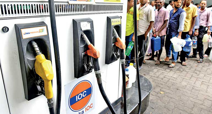 Lanka IOC also increases fuel prices [UPDATE]
