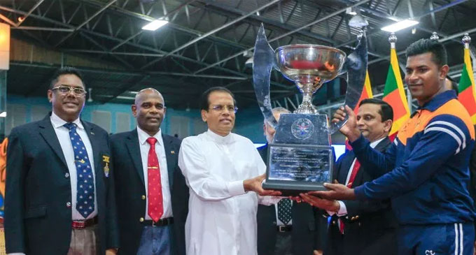 Closing ceremony of the Defence Services Games-2018 under President's patronage