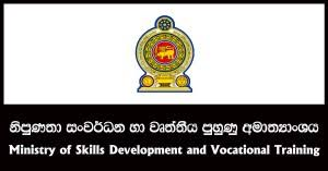 Media Ministry's Depts. Institutions placed under Skills Dev. and Vocational Training Ministry's purview