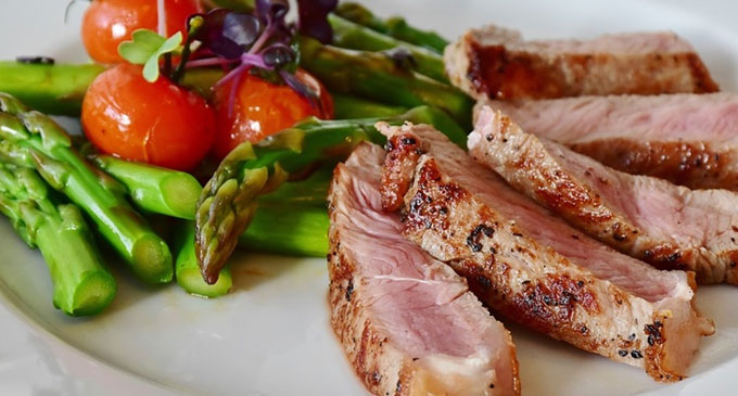 Eat less meat to meet climate targets: Study