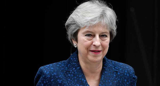 Britain's May suffers parliament defeat as Brexit debate resumes