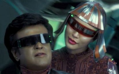 2.0 box office collection Day 14: Rajinikanth starrer continues its glorious run