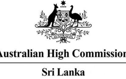 Australia welcomes political development in Sri Lanka