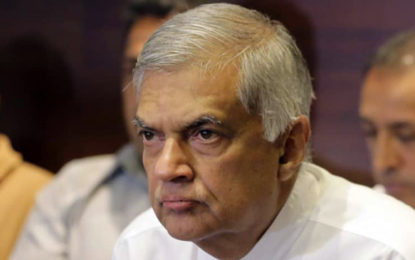 Confidence motion on Ranil passed in Parliament [UPDATE]