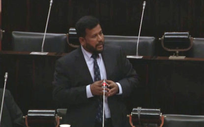 """Our effort is to uphold democracy violated on Oct. 26"" – Rishad Bathiudeen [VIDEO]"