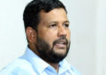ACMC Leader Rishad Bathiudeen left for Mecca