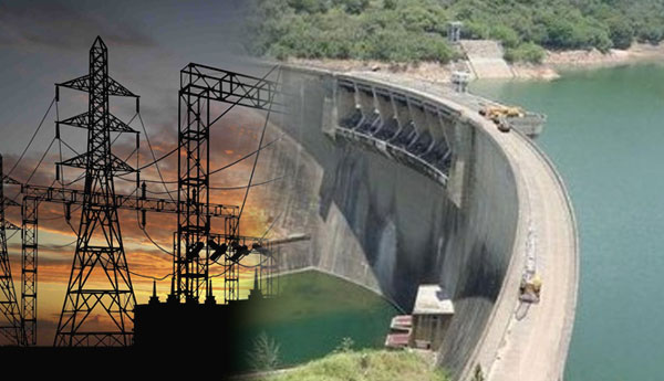 Hydro power production increased by 50%