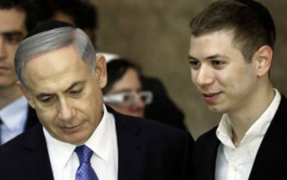 Israeli PM's son gets temporary ban on Facebook for anti-Muslim posts