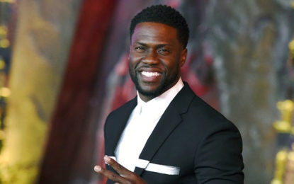Kevin Hart will host 2019 Oscars