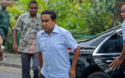 Maldives seize US$6.5 million from former president