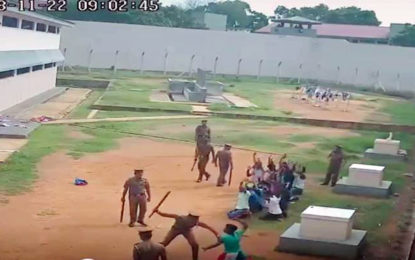 Agunukolapelessa Prison Assault: Second Committee to commence probing today [VIDEO]