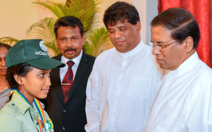 """""""Responsibility for environmental conservation will not be underestimated"""" – President"""