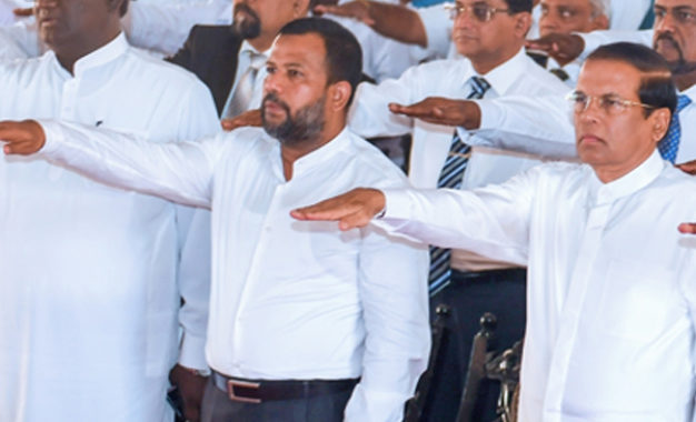 Minister Bathiudeen pledges support to President's fight against drug trafficking in Sri Lanka