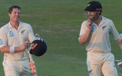 Three each from New Zealand, India in ICC Test Team of the Year