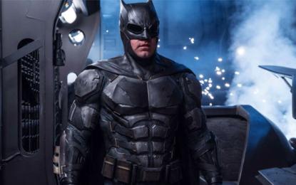 """Affleck Out As """"Batman"""" Sets June 2021 Date"""