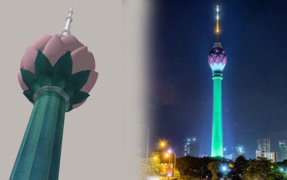 Operations of the Lotus Tower to commence in March