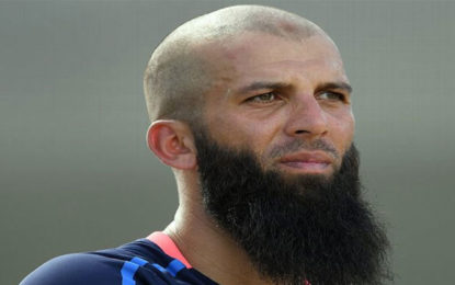 Moeen Ali eager to atone for Barbados failings as twin-spin prospect mounts