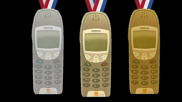 Phones recycled for Tokyo 2020 medals