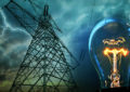 Power supply disrupted in several areas