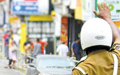 Colombo gets new road rule from today