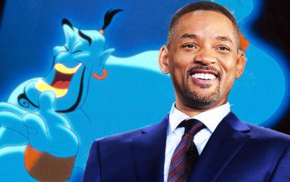 """Disney reveals Will Smith as Genie in """"Aladdin"""" [VIDEO]"""