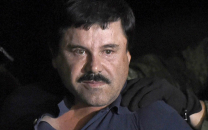 Drug lord 'El Chapo' found guilty in US