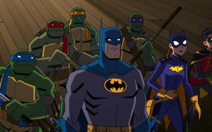 """""""Batman vs. Ninja Turtles"""" animated film revealed"""