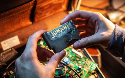 "Production begins on ""Jumanji 3"""