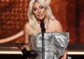 Lady Gaga wears Platinum jewellery to the 61st Grammy Awards