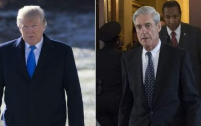 Special Counsel Robert Mueller delivers report on Trump – Russia