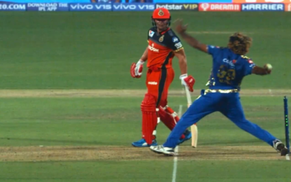 Kohli disappointed over Malinga no-ball escape