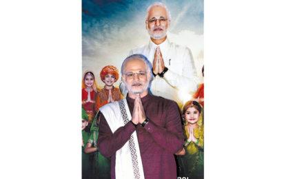 India's Congress urges delay to Modi biopic