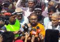 Protest against Puttalam garbage dumping [PHOTOS]