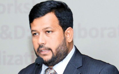 """Innovations raise Lankan start-ups to global levels"" – Minister Bathiudeen"