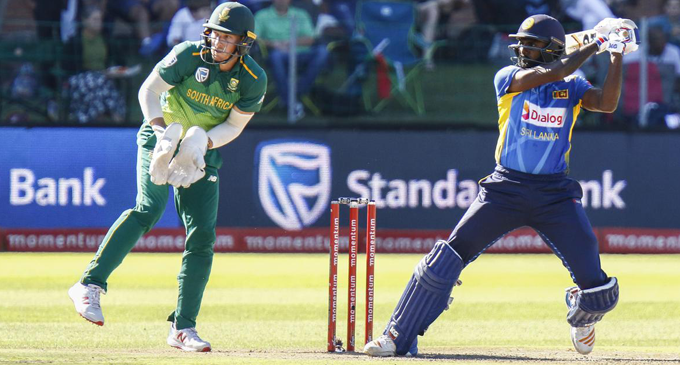South Africa cruise to six-wicket in fourth ODI against Sri Lanka to take 4-0 series lead