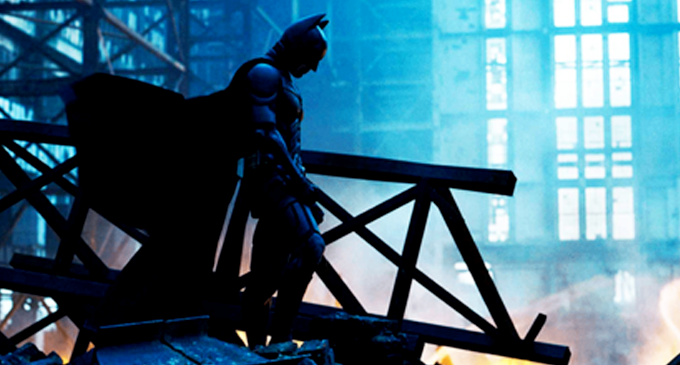"""Dark Knight"" trilogy returns to cinemas"