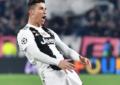 Cristiano Ronaldo charged by Uefa over celebration