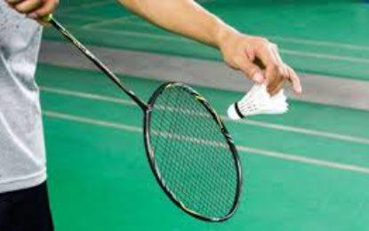 U-17 schools badminton Team c'ship from April 22