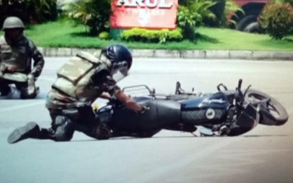 Controlled explosion in Pettah