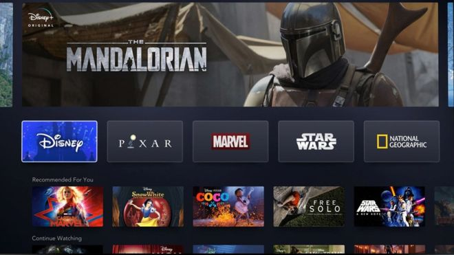 It's Disney's turn to launch a streaming service