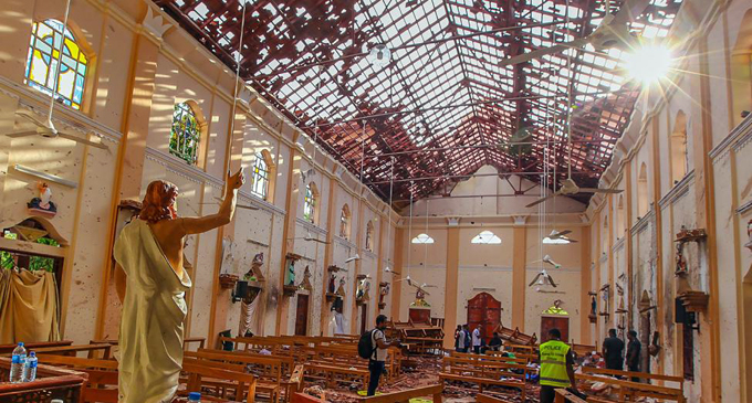 Death toll in Sri Lanka Easter blasts climbs to 359 [UPDATE]
