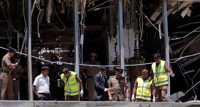 ISIS claims Sri Lanka attacks