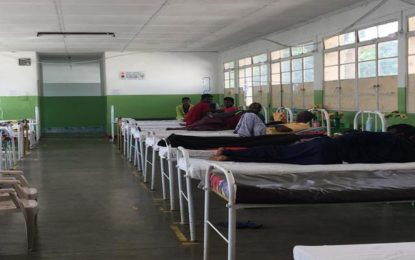 69 patients still receiving in-house treatment