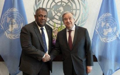 UN offers support for Sri Lanka's reconciliation and sustainable development agenda