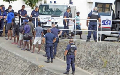 Sixty Lankan migrants deported from Reunion Island