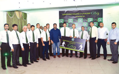 OBA Group of '89 to foster Isipathana junior rugby