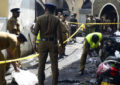 Easter Blasts in Sri Lanka: Police say 40 suspects arrested