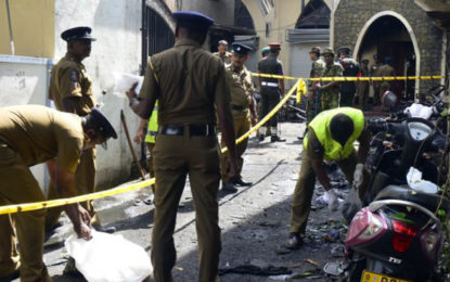 Easter Blasts in Sri Lanka: Police say 24 suspects arrested