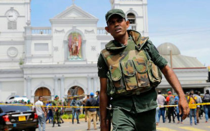 Easter Blasts in Sri Lanka: More suspects arrested [UPDATE]